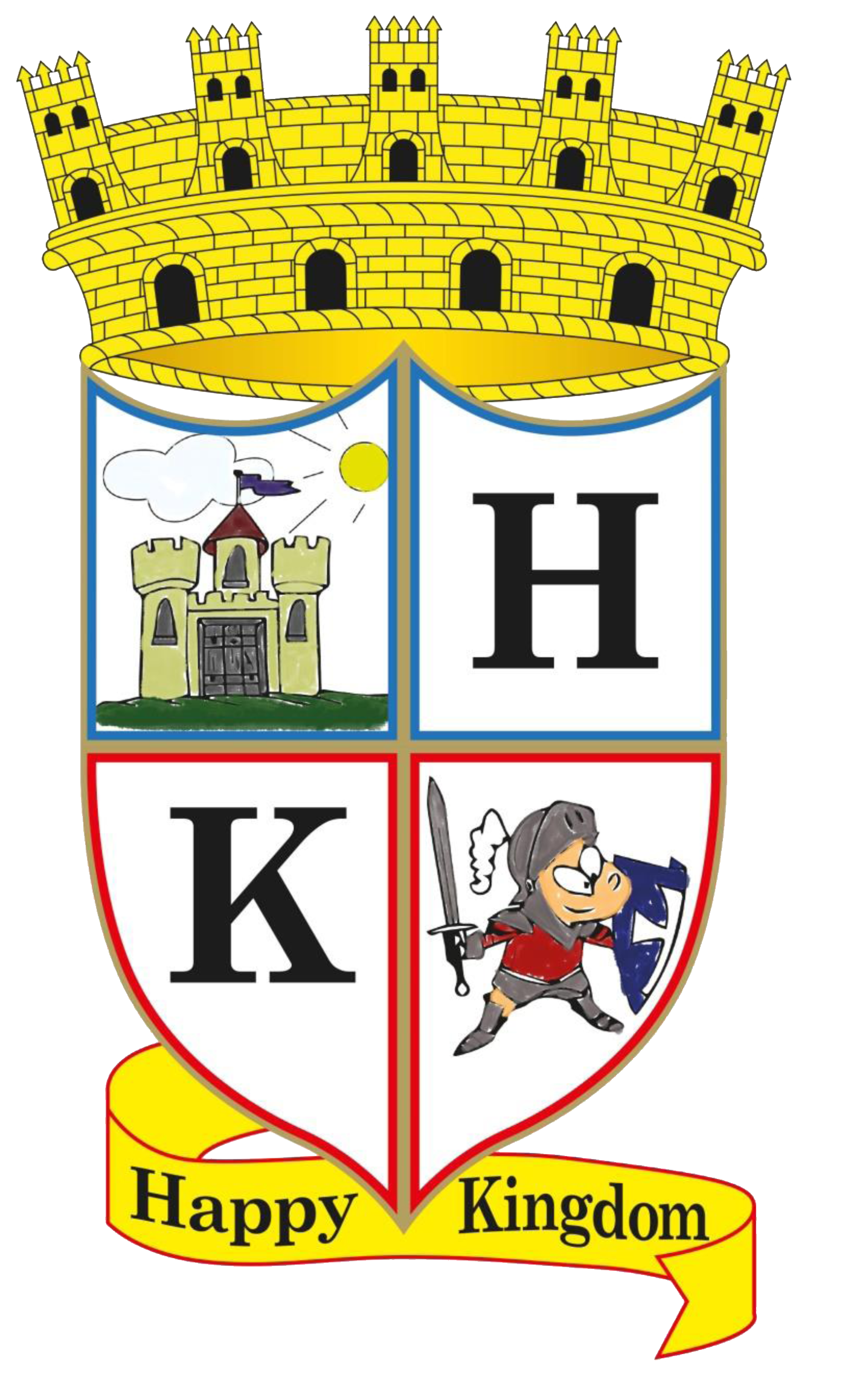 club infantil happy kingdom