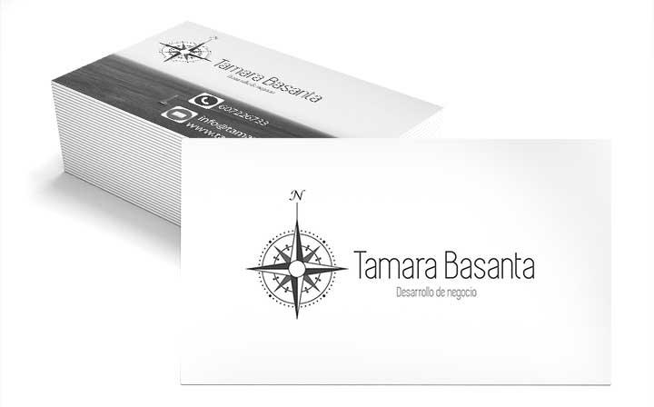 Tarjetas Tamara Basanta